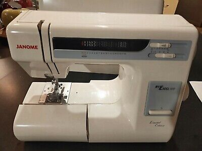 Janome My Excel 18W Sewing Machine Limited Edition