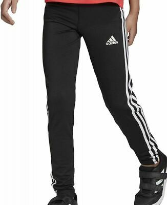 Girls Adidas Training  Leggings Black  Bnwt  Ages 7-14   Last Few