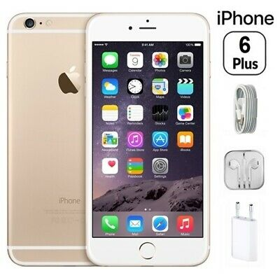 Apple Iphone 6 Plus Gold 128 Gb Originale Nuovo Sigillato