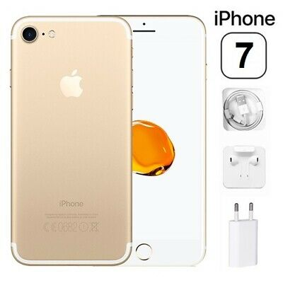 Apple Iphone 7 Gold 128 Gb Originale Nuovo Sigillato