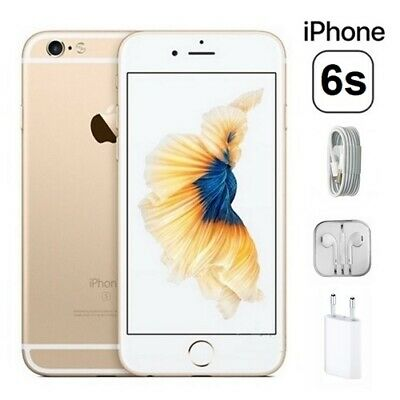 Apple Iphone 6S Gold 128 Gb Originale Nuovo Sigillato