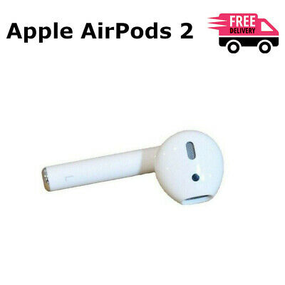 Apple AirPods 2nd Generation Headphones Bluetooth Headset Left Side(L) Only UK