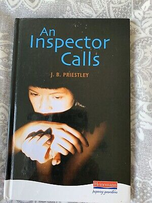 An Inspector Calls By J B Priestly