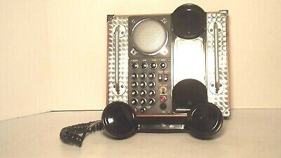 Vtg Spirit Of St. Louis Classic Field Phone-Looks Good-Works!