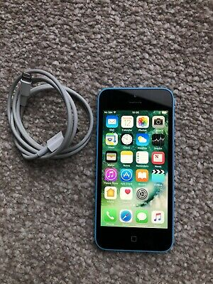 Apple iPhone 5c - 8GB - Blue (Unlocked) A1507 (GSM)