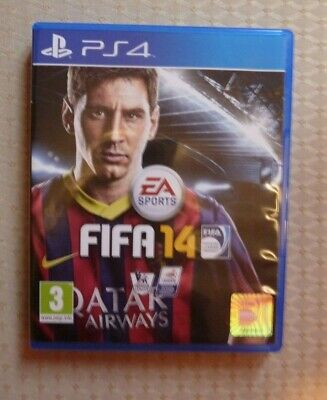 PS4 - Fifa 14  - Football Game - Excellent condition