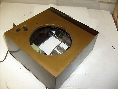 RCA Victor Victrola model 6-EY 45 RPM Record Player Phonograph part / tube