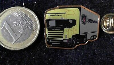 SCANIA LKW Truck Pin Badge Topline