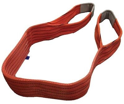 Duplex Webbing lifting Sling 6 ton 5 meters with test certificate paper