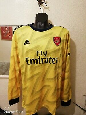 Arsenal FC Away Shirt 2019/20 New Size XXL