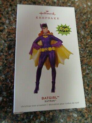 Hallmark 2019 Bargirl Limited Edition Ornament Keepsake Batman 1966 TV Series