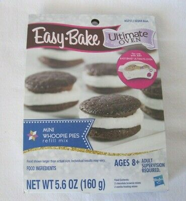 Easy Bake Ultimate Oven Party Mini Whoopie Pies Mix Refill 5.6oz