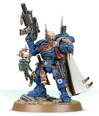 GW Shadowspear - Space Marine Primaris Captain in Phobos Armour - New on Sprue
