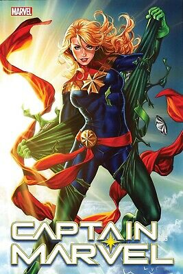 Captain Marvel #11 (2019) Mark Brooks CVR A PRE-SALE 10/16/19