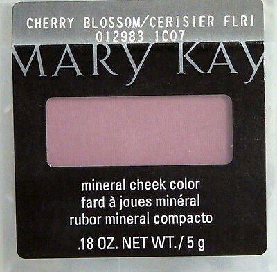 Mary Kay Mineral Cheek Color CHERRY BLOSSOM NEW