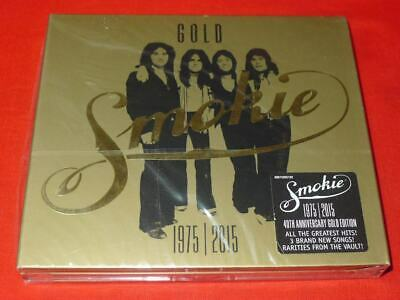 Gold: 1975-2015 by Smokie  2CD