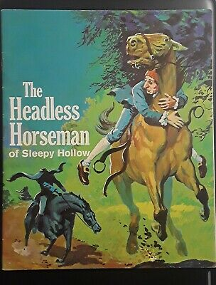 The Headless Horseman of Sleepy Hollow retold by Cherney Berg Norman Nodel1970