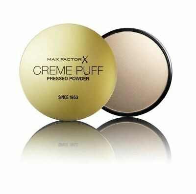 Max Factor Creme Puff Pressed Face Powder - Candle Glow 55 -  21G