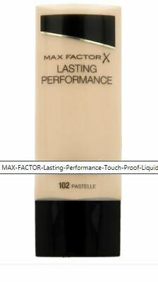 MAX FACTOR Lasting Performance Touch Proof Foundation - 102 Pastelle - 35ml