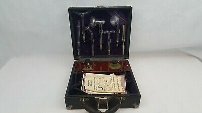 Antique Renulife Violet Ray Generator Model M Quack Medicine