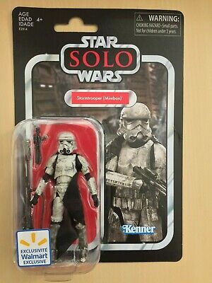 Star Wars Walmart Excl Tvc Vintage Collection Solo Mimban Stormtrooper Vc123