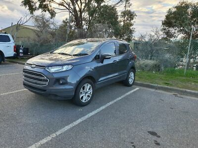 Ford Ecosport 10/2015 Trend 69000kms damaged repairable