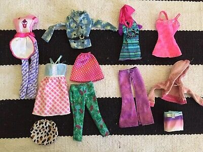 Bulk Barbie Clothes