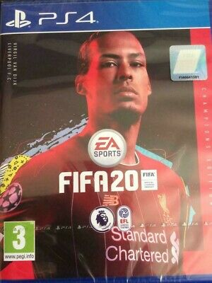 FIFA 20 Champions Edition PS4 *Brand New Sealed