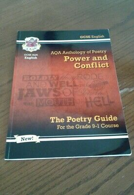 GCSE English Literature AQA Poetry Guide: Power & Conflict Anthology - For the …