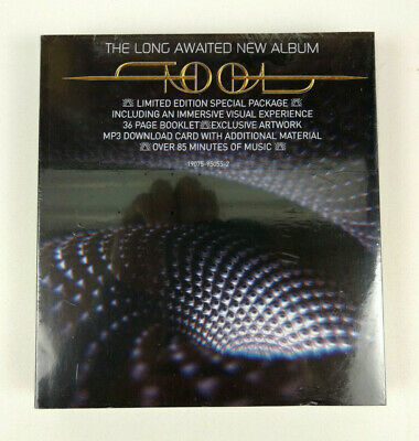 TOOL FEAR INOCULUM CD Limited 1ST EDITION NEW & SEALED Ships from Canada