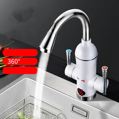 1PC Water Heater Durable Practical Professional Water Tap Heater Faucet for Home