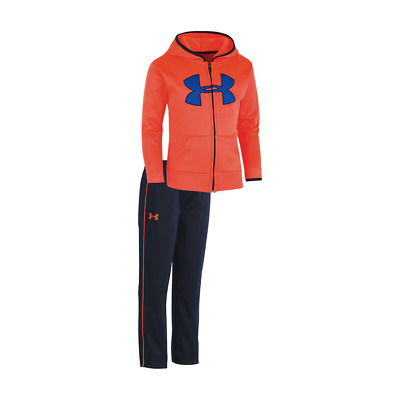 Jacket, Pants + Shirt! Boys Under Armour Track Outfit//Lot Size 12 New 24 mo