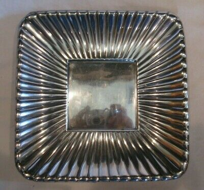 REED & BARTON Sterling Silver Tray / Dish ~ X300 ~ 386g