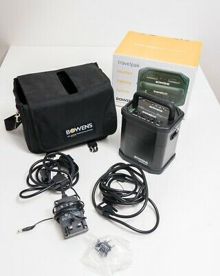 Bowens Travel-Pak  Control Unit BW 7692. Used but in great condition