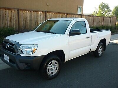 2014 Toyota Tacoma  2014 Toyota Tacoma Pick Up Automatic Regular Cab Automatic Touch Screen AC
