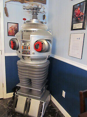 Authentic Lost In Space B9 Robot