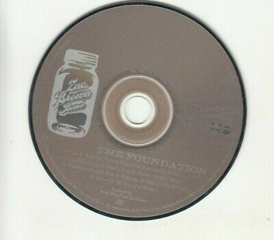 The Foundation by Zac Brown Band/Zac Brown (CD, Nov-2008) DISC ONLY