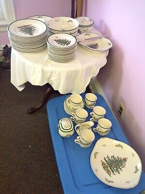 Spode Christmas China
