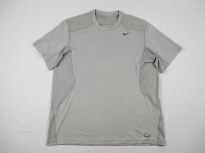 NEW Nike - Men'sGray Compression  Sleeveless Shirt (Multiple Sizes)