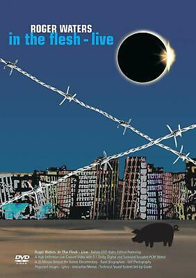 Roger Waters - In The Flesh : Live Dvd ( Pink Floyd ) Wish You Were Here + *New*