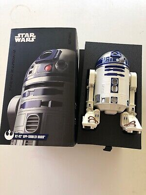 R2-D2 App-Enabled Droid Sphero Collectable Star Wars Merch