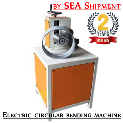 Small Electric Light Box Curved Round Circular Bending Machine Kapoor - BY SEA