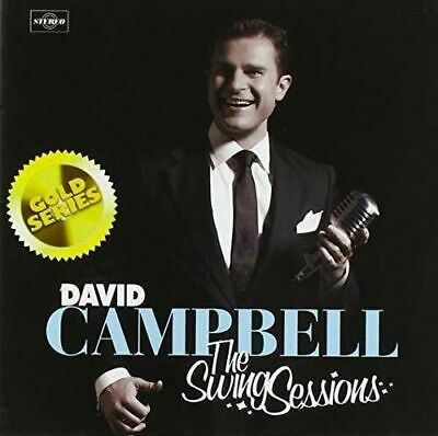 David Campbell - Swing Sessions (Gold) (Series) New Cd