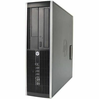 HP 8200 SFF DESKTOP PC Core i5 - 2400 QC 3.10GHz 8Gb Ram 500GB HDD Win 10