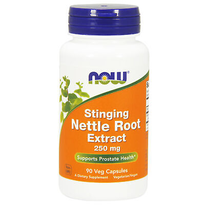 Stinging Nettle Root Extract 250mg 90Veg Capsules   Prostate Support Skin Health