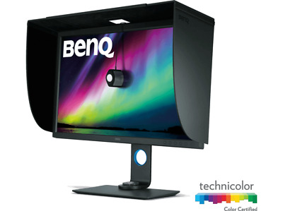 "Monitor - BenQ SW320, 31.5"", 4K, HDR, 5ms, HDMI"