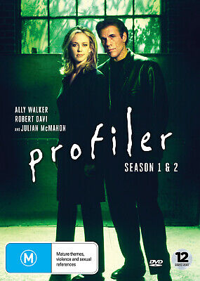 The Profiler: Seasons 1-2 Dvd New