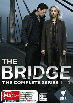 The Bridge Series 1-4 Dvd New