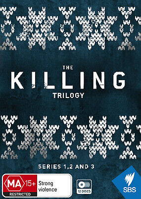THE KILLING TRILOGY - New Packaging DVD NEW