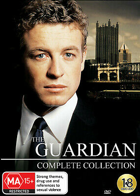 The Guardian - Complete Collection Dvd New
